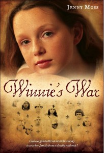 WINNIE'S WAR by Jenny Moss